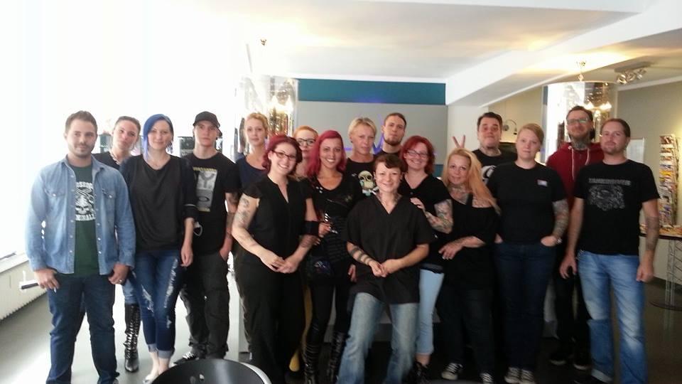 DGP Workshop Freihand Intim Piercing - AUSGEBUCHT